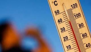 حرارة شديدة بهذه الولايات في شرق البلاد