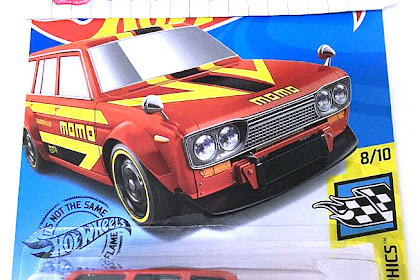 Bocoran Hot Wheels Case H 2020