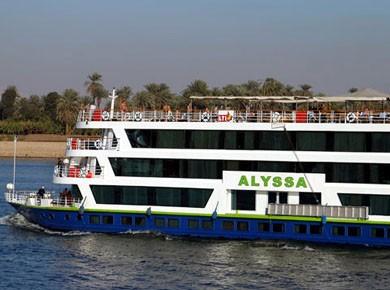 M/S Alyssa Cruceros por el nilo