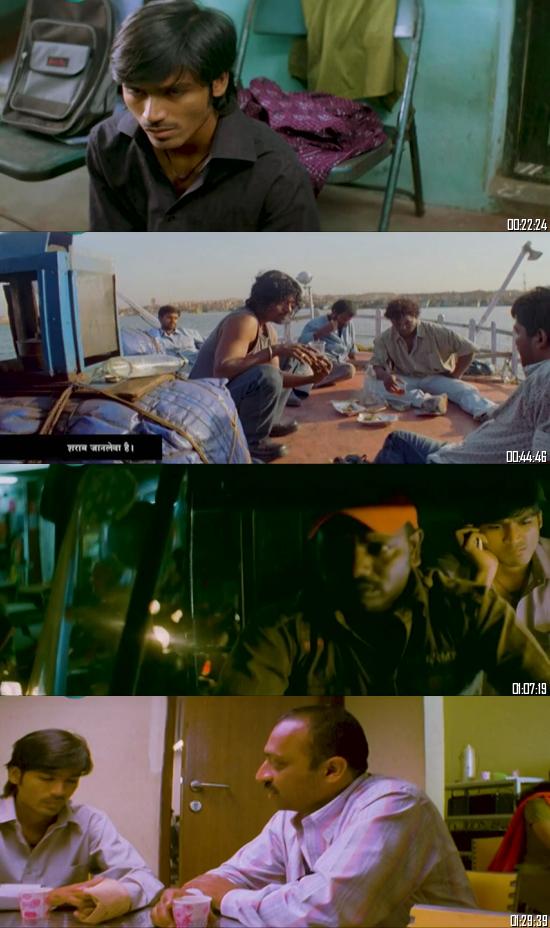 Polladhavan 2007 Hindi Dubbed 720p 480p Full Movie Download