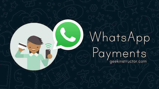 WhatsApp Payments in India