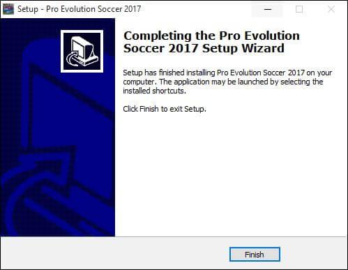 Cara Install Pro Evolution Soccer 2017