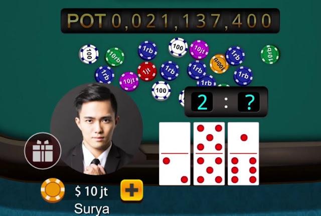 Cara Bermain Kartu Domino LUXY Indonesia