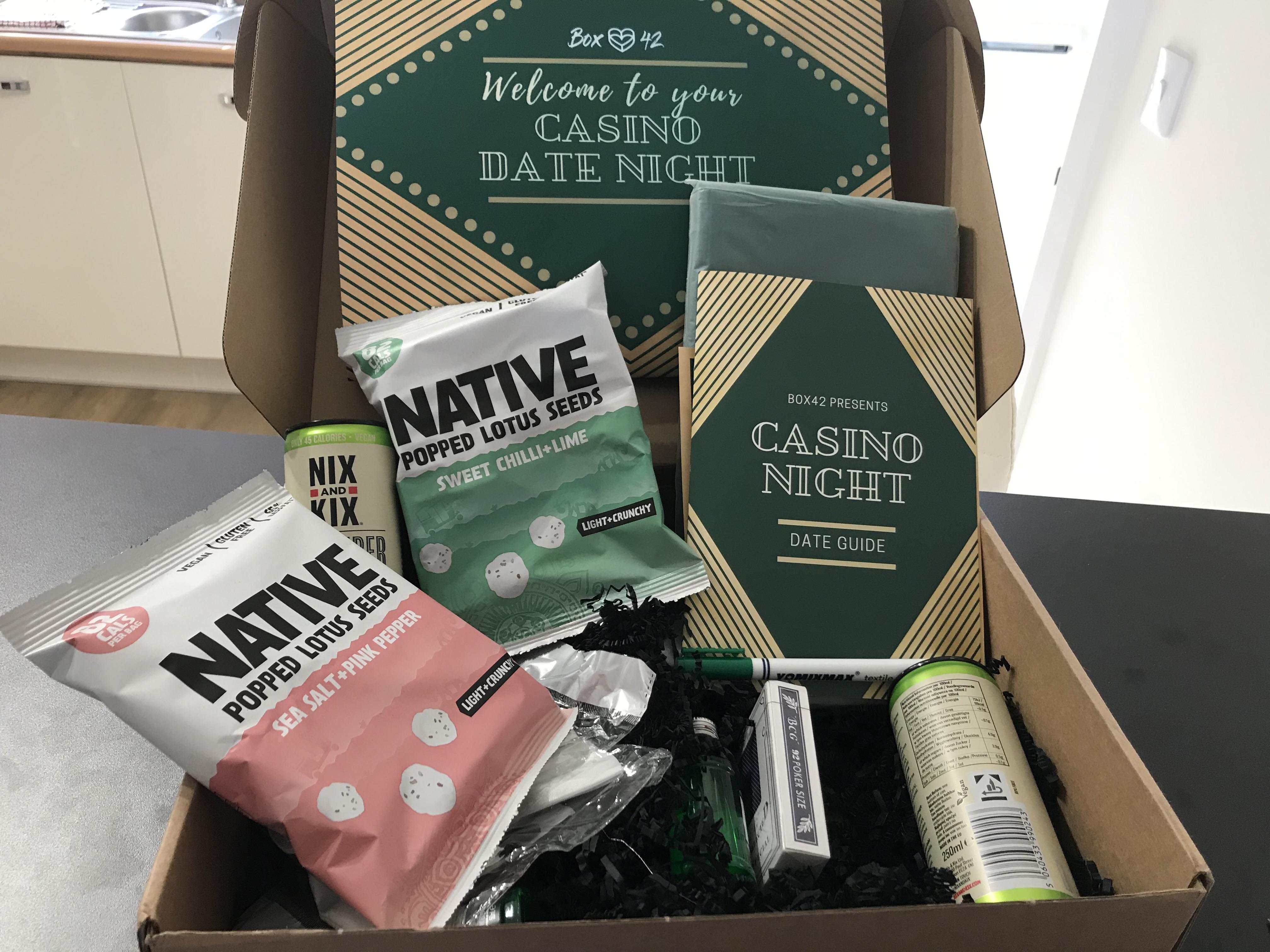 Box42 Date Night Box