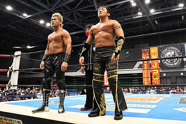 Cobertura: NJPW Summer Struggle 2021 – Day 2 – Sonoro!