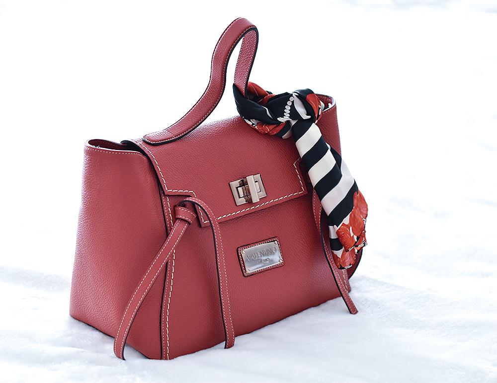 Italian designer handbag. Valentino accessories