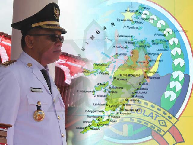 Petrus Fatlolon Ungkap Konsekuensi Nama Kabupaten Kepulauan Tanimbar
