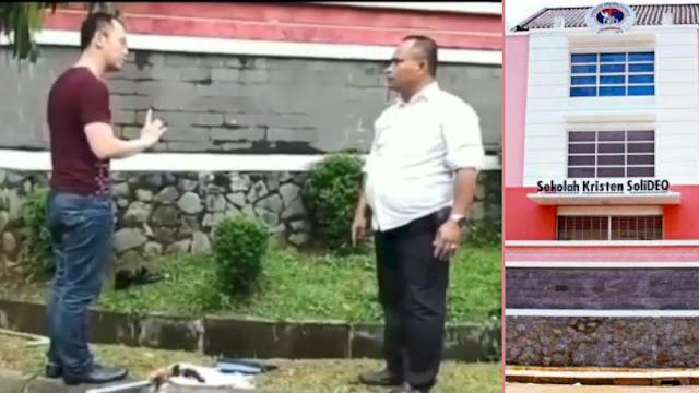Kejam, Tak Suka Kucing, Pria Ini Bunuh Kucing yang Berkeliaran di Sekolah Kristen di BSD