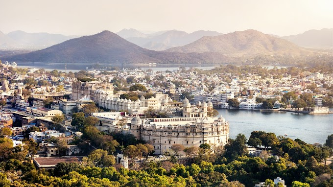 Best Udaipur travel guide - places to visit in Udaipur