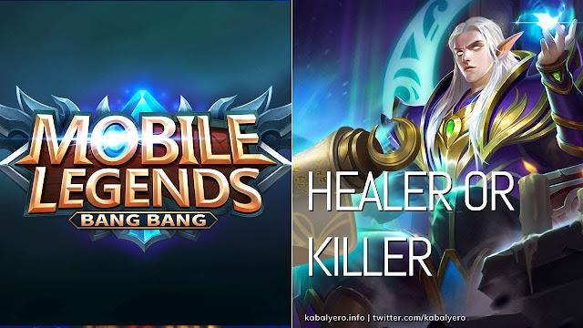 The HEALER Was KILLING! [Mobile Legends: Bang Bang Gameplay 2020]