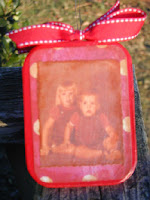 Family Keepsake Ornaments