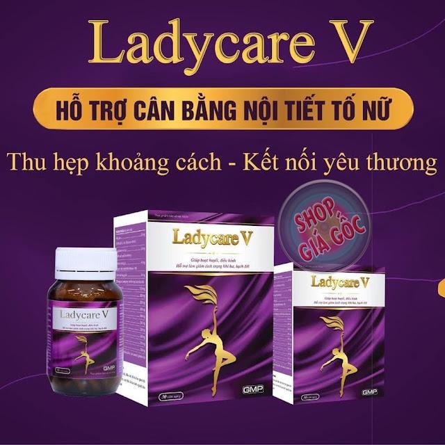 Câu hỏi thường gặp Ladycare V