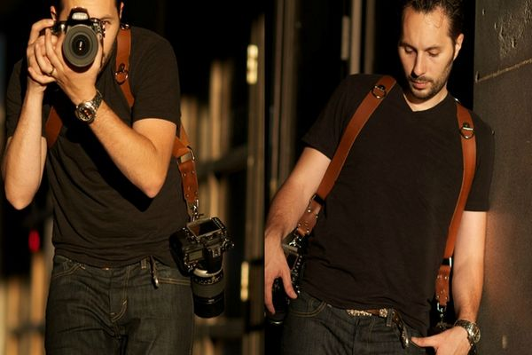MoneyMaker DSLR Harness Strap