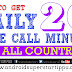 HOW TO GET DAILY 20 MINUTES FREE VOICE TO ALL COUNTRIES | ANDROID SUPERSTARS