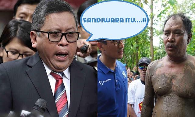 Korban Banjir Dituding Sandiwara, BPN: Hati Sekjen PDIP Terbuat dari Apa?