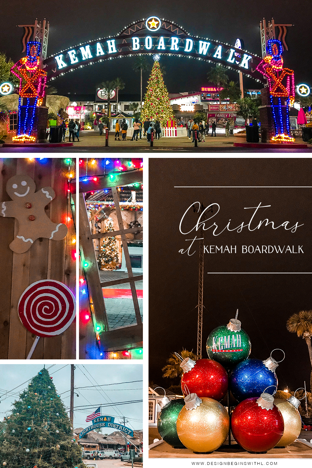 The Ultimate Guide to the Holidays at the Kemah Boardwalk
