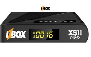 IZBOX XS 11 MAX NOVA ATUALIZAÇÃO - 02/06/2021