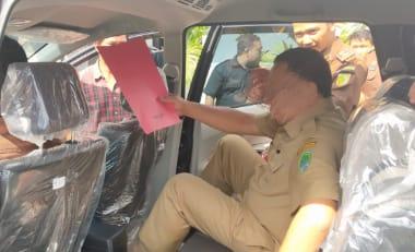 Diduga Korupsi Uang Makan Guru  Pejabat PALI Resmi Ditahan