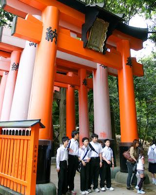 跟著相機去旅行: 【京都】伏見稻荷大社