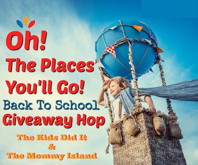 Back To School Giveaway Hop