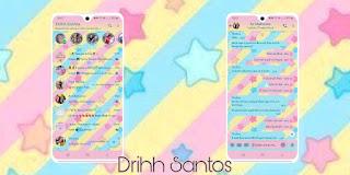 Star Theme For YOWhatsApp & Fouad WhatsApp By Driih Santos