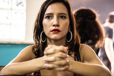 Lorena Comparato como Geise