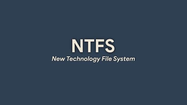 Apa itu NTFS