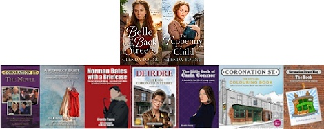 Books by Glenda Young - click on the picture to find out more