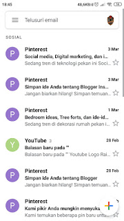 Membuat Tanda Tangan pada Gmail di Android