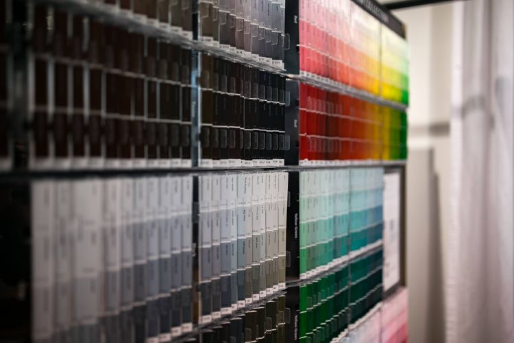 gama kolorow farby dulux