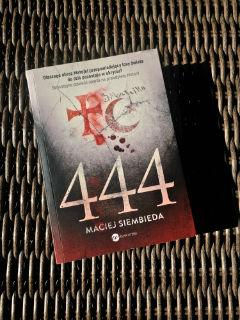 """""""444"""" Maciej Siembieda, fot. paratexterka ©"""