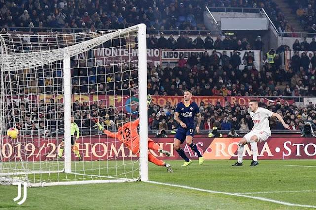 Video Roma 1-2 Juventus: Phủ đầu chóng vánh, Ronaldo tiếp tục tỏa sáng