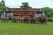 Satpol-PP Jakarta Barat Gelar Apel Kesiapsiagaan Dalam Rangka Menghadapi Musim Hujan