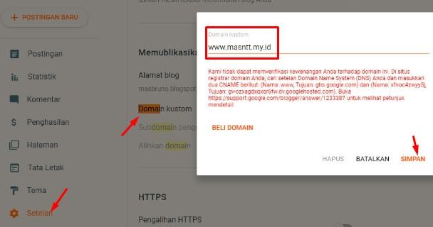 Free Domain, Gratis Domain