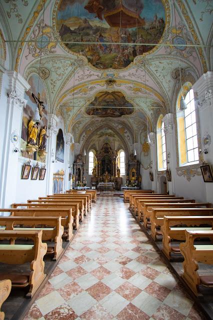 Alte Höttinger Pfarrkirche-Innsbruck