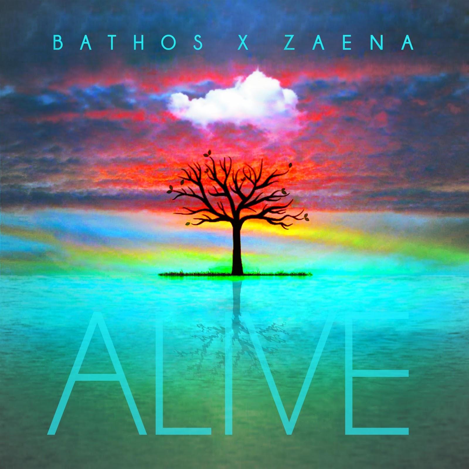 Drum Thud: EXCLUSIVE PREMIERE: Bathos X Zaena - 'Alive'