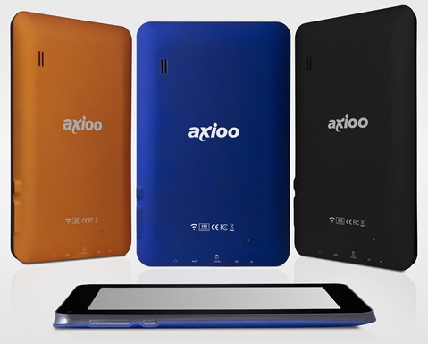 Tablet Axioo Picopad 7 GGC Android 4.0 ICS Murah Hanya 1,2 Juta