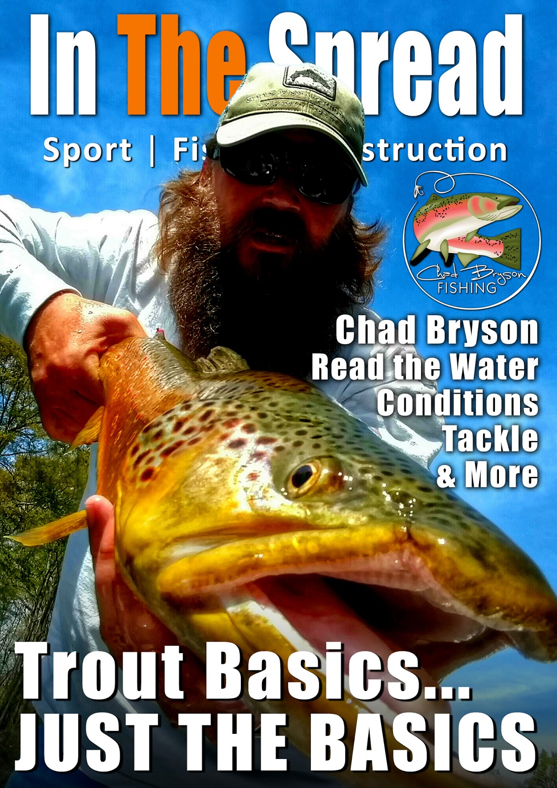 Full throttle media trout fishing basics in the spread for Trout fishing basics