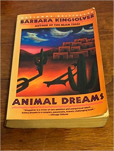 Animal Dreams cover