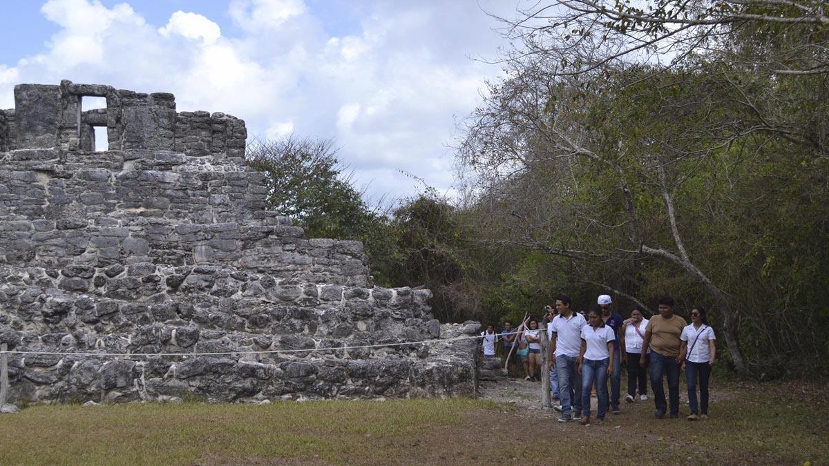 REAPERTURA ZONAS ARQUEOLÓGICAS CARIBE MEXICANO 03