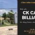 Công trình hệ thống camera an ninh quán CK Cafe - Billiards