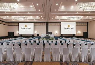 Gambar ruang seminar hotel