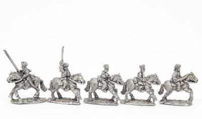 MUT10   Bengal light cavalry, civilian dress