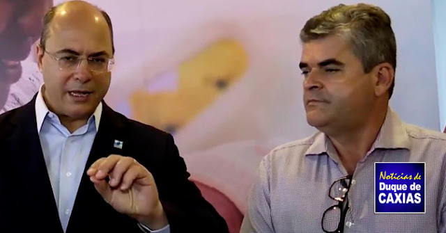 Em delação, ex-secretário de Saúde do RJ apontou acordo de Witzel com prefeito de Caxias envolvendo R$ 100 milhões