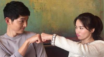Song Joong Ki Ungkap Sosok Song Hye Kyo dan Gaya Pacaran Mereka Selama Ini