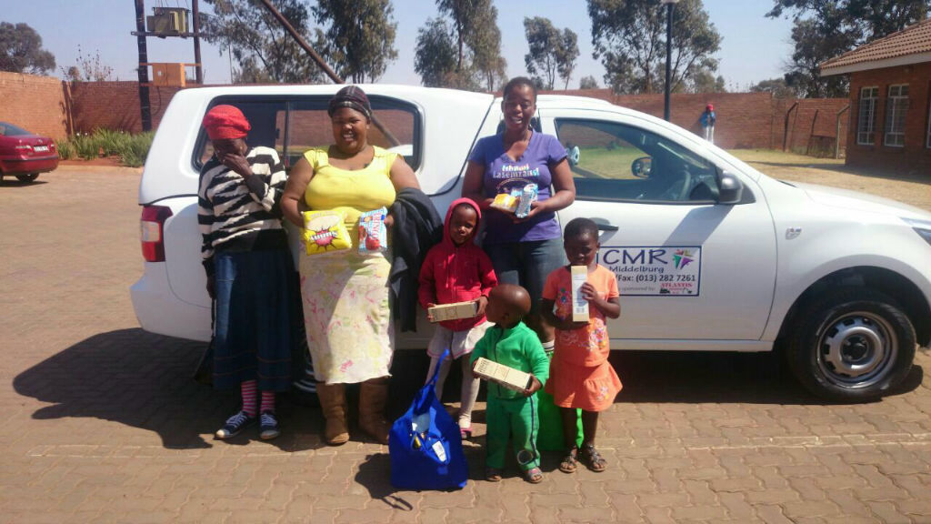 Hollywoodbets Middelburg supported CMR Middelburg as part of the Hollywoodbets Social Responsibility Programme