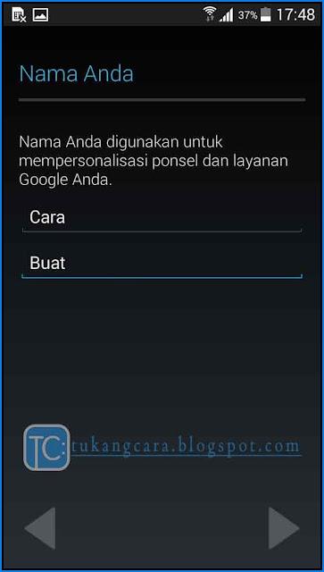 Buat Gmail Baru Untuk BBM