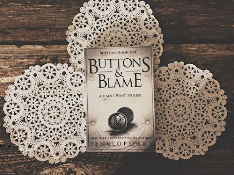 Book Review: Buttons & Blame by Penelope Sky