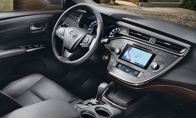2018 Toyota Avalon Specs