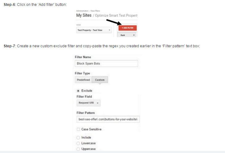 Guide to remove spam traffic in Google Analytics